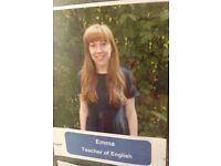 English Tutor - ESOL / IELTS / GRAMMAR / young learners