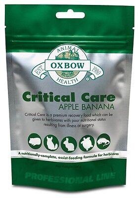 Oxbow Critical Care Apple Banana Flavor 141g Professional Line  O70101
