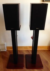 Paradigm Speakers with Stand