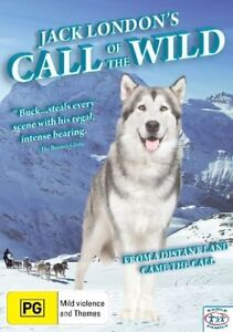 Call Of The Wild (DVD, 2009)-FREE POSTAGE