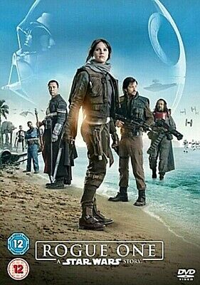 ROGUE ONE: A STAR WARS STORY DVD (REGION 2/PAL) **BRAND NEW & SEALED/FREE P&P**