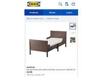 IKEA Toddler Bed - Sundvik