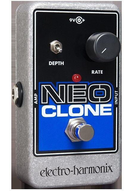 Electro-Harmonix Neo Clone Analog Chorus Nano Pedal NEW Authorized Dealer EHX