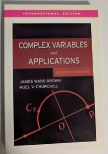 Complex Variables and Applications (James Ward Brown)