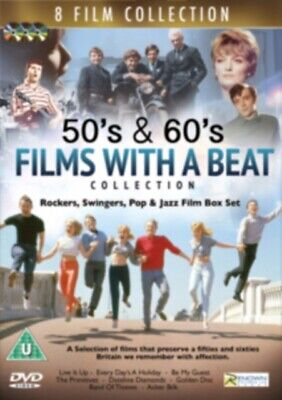 50S & 60S FILMS WITH A BEAT COLLECTION