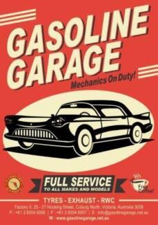 Gasoline Garage Coburg North Moreland Area Preview