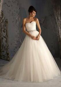 Deb dress on sale.Princess style.Corset back.Tulle.Beaded sash Thornbury Darebin Area Preview