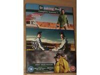 Boxset dvds (new/unused)