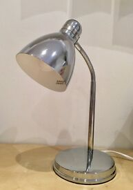 Desk Lamp with a light bulb