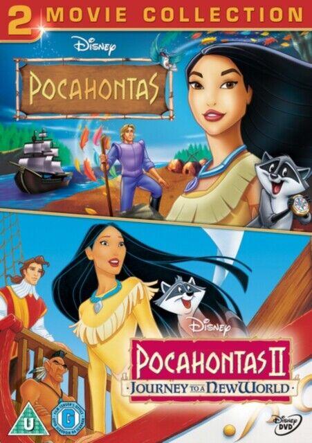 Pocahontas+1+%26+2+DVD+%2ANEW+%26+SEALED%2A