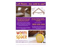 Canvassers wanted. Warmspace Insulation are now recruiting self motivated and reliable canvassers