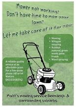 IS YOUR LAWN LOOKING UNTIDY???? Matts mowing Beenleigh Beenleigh Logan Area Preview