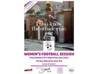 Southside Women's FC - Beginner Football Sessions (Southwark)