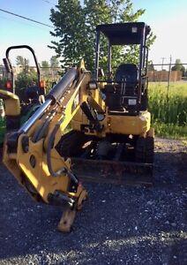2016 CATERPILLAR 303.5 E2 CR - Mini-Pelle/Excavator