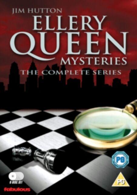 Ellery Queen Mysteries - Complete Series [DVD], 5030697031020, Jim Hutton, Davi.
