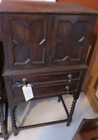 Antique Liquor Cabinet
