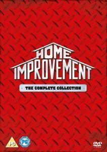 Home Improvement - Complete 1-8 Season Box Set [DVD] [2016], 8717418473884, Tim.