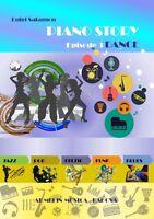 Spartito Musica Per Piano Dance Episode Luigi Salamon Armelin Edizioni Padova -  - ebay.it