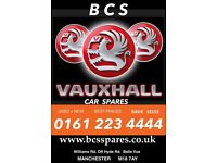 VAUXHALL ZAFIRA CORSA C D E ASTRA H J PARTS SPARES MANCHESTER USED 2001 - 2016