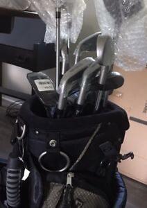 Wilson Golf Clubs and Bag, Never Used! $240 obo