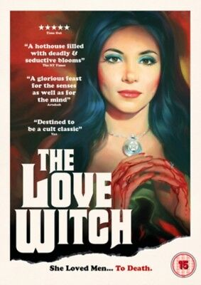 NEW The Love Witch DVD - Iconic Halloween Movies
