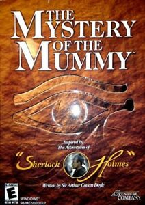 Mystery of the Mummy PC game