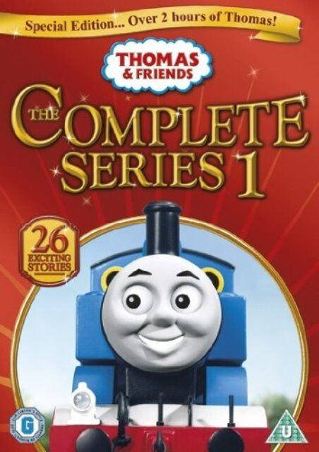 Thomas and Friends Series 1 Complete Season One Tank Engine Region 2  DVD New