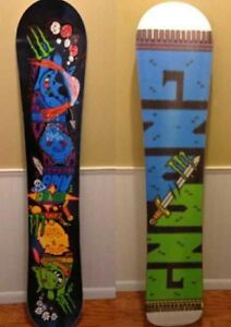 GNU The Dingo Monster Snowboard