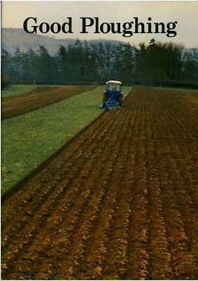 Ransomes - Good Ploughing Book - For Mounted Ploughs