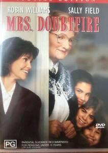 DVD – MRS DOUBTFIRE