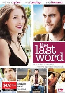 The Last Word (DVD, 2009) R4 PAL NEW & SEALED FREE POST
