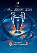 Champions League Final Programme