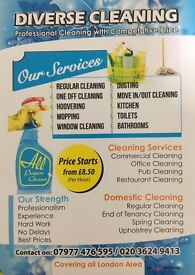 ''Professional Cleaning with COMPETATIVE Price''