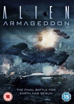 Alien Armageddon DVD *NEW & SEALED*