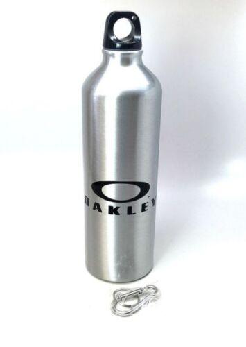 Oakley Aluminum BPA Free Water Bottle Authentic NEW