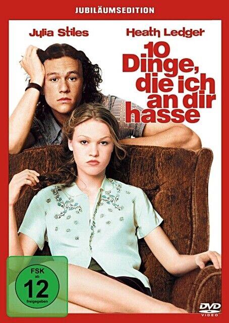 10 DINGE DIE ICH AN DIR HASSE Jubiläumsedition DVD NEU OHNE FOLIE