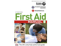 First Aid Manuel Brand New