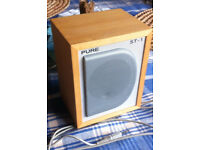 Auxillary Speaker for DAB Radio Evoke 1..working needs new home, have you got original DAB Evoke?