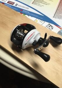 Quantum strike BURNER bait cast reel