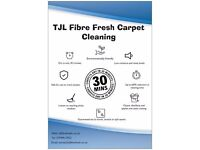 Fibre fresh carpet cleaning