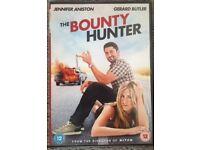 The Bounty Hunter DVD