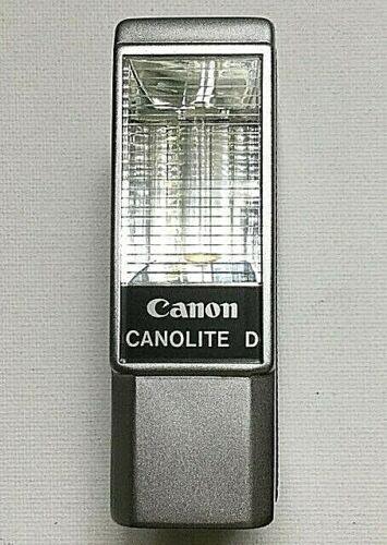 Vintage Canon Canolite D Flash