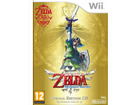 Wii - The Legend Of Zelda Skyward Sword Special Orchestra CD LIMITED EDITION