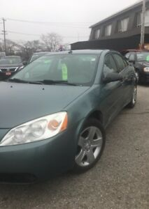 2009 Pontiac G6 SE - Certified- Financing Available