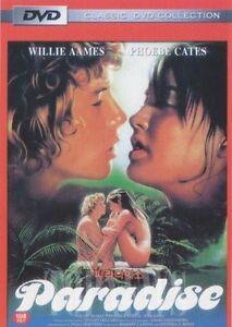 Paradise (1982) New Sealed DVD Phoebe Cates