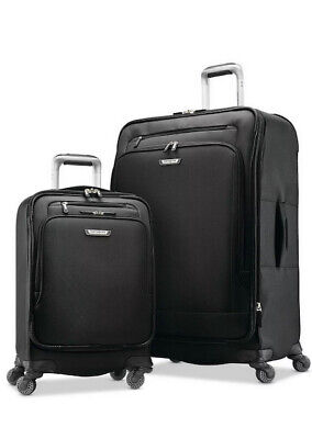 Samsonite  Luggage Set Rolling Spinner Wheels Expandable Soft Side (PRECISION)