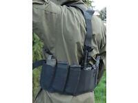 Arktis S112 Covert Radio Shoulder Holster Security Services RIGHT SIDE Black