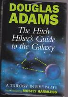 A Hitchhiker's Guide to the Galaxy (Hardcover)