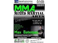 MMA Classes in Dereham
