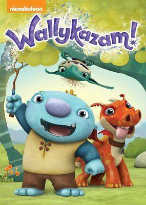 Wallykazam Region 1 DVD New - Wallykazam Movie